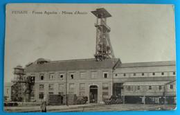 FENAIN- La Fosse Agache-Mines D'Anzin - Bergbau