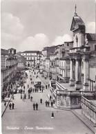 Nicastro - Lamezia Terme - Catanzaro - Corso Numistrano Viaggiata Anni '50 - Lamezia Terme