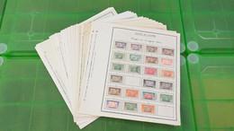 Lot N° TH 667  COTE D'IVOIRE Neufs X Ou Obl. Sur Page D'albums - Collezioni (in Album)
