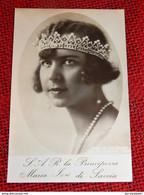 S.A.R. La Princesse Marie José De Savoie  - Principessa Maria José Di Savoia - Königshäuser