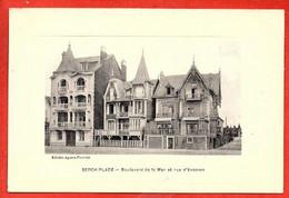 . BERCK-PLAGE .Boulevard De La Mer Et Rue D'Avesnes - Berck