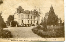 -49- MAINE ET LOIRE - VIHIERS - Chateau Du Beugnon - Other Municipalities