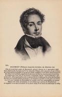 Thematiques 56 Morbihan Bourmont Philippe Auguste Adolphe De Ghaisne Né A Auray En 1808 - Auray