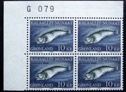 Greenland 1984   MiNr.154   MNH (**) ( Lot Mappe) - Unused Stamps