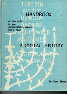 Handbook Of The Mail In The Concentration Camps 1933 45 Postal History By Sam Simon - Storia Postale