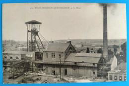 BLANC MISSERON-QUIEVRECHAIN-La Mine - Bergbau