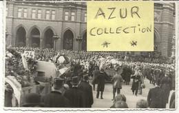 GUERRE CIVILE AUTRICHIENNE . JOURNEE DU 12/02/1934 . FUNERAILLES DES VICTIMES . RATHAUS - Other