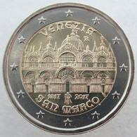 IT20017.2 - ITALIE - 2 Euros Commémo. Basilique Saint-Marc à Venise - 2017 - Italia