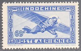 INDO CHINA   SCOTT NO C18K    MNH    YEAR  1942 - Aéreo