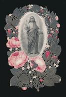 IMAGE PIEUSE   - DOPTER JESUS    11 X 7 CM    2 SCANS - Andachtsbilder