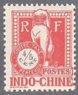 INDO CHINA   SCOTT NO J32    MNH    YEAR  1922 - Impuestos