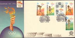 Ref. 384589 * NEW *  - INDONESIA . 1992. GAMES OF THE XXV OLYMPIAD. BARCELONA 1992. 25 JUEGOS OLIMPICOS VERANO BARCELONA - Indonesia