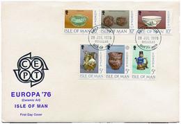 Ref. 23763 * NEW *  - ISLE OF MAN . 1976. EUROPA CEPT. 2008 HANDICRAFTS. EUROPA CEPT 1976 - ARTESANIA - Isola Di Man