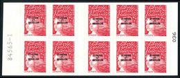 ST-PIERRE ET MIQUELON 1998 - Yv. C675 **  Faciale= 11,60 EUR - Carnet Mar.14 Juillet Rouge Auto-adhésif  ..Réf.SPM12184 - Booklets