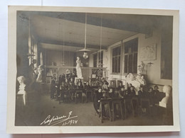 Saint Quentin Ecole De La Tour Beaux Arts Classe 11-1924 Lapierre Photo Aisne - Other