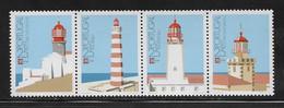 PORTUGAL  ( PORT- 408 )  1987  N° YVERT ET TELLIER  N° 1700/1703   N** - Neufs