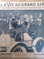 1907 L'AUTOMOBILE DE GUERRE AU MAROC - MITRAILLEUSE AUTOMOBILE PANHARD ET LEVASSOR - 1900 - 1949