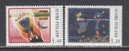 Finland 1997 - EUROPA: Myths And Legends, Mi-Nr. 1378/79, MNH** - Nuevos