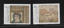 PORTUGAL  ( PORT- 427 )  1988  N° YVERT ET TELLIER  N° 1745/1746   N** - Neufs