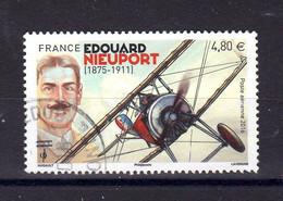 FRANCE 2016 OBLITERE EDOUARD NIEUPORT POSTE AERIENNE YT PA80 - PA 80 - - 1960-.... Afgestempeld