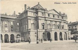 H-MILANO-TEATRO DELLA SCALA.CARD PRIMI 900 - Milano (Milan)
