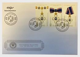 IJsland / Iceland - Postfris / MNH - FDC Order Of The Falcon 2020 - Nuovi