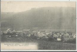 Poupehan-sur-Semois - La Chaire à Prêcher (Bouillon) Edition Nicolay-Pierret, Tabac De La Semois 1911 - Bouillon