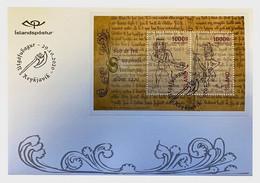 IJsland / Iceland - Postfris / MNH - FDC Sheet 800 Jaar Eeuw Van De Sturlungs 2020 - Nuovi