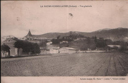 Cp LA BAUME CORNILLANE (Drôme) 26 - 1935 - Vue Générale - Sylvain Jacquin, Photo Lumina Valence - Andere Gemeenten