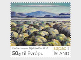 IJsland / Iceland - Postfris / MNH - SEPAC 2020 - Nuovi
