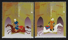 "AZERBAYCAN /AZERBAIJAN /ASERBAIDSCHAN - EUROPA 2020 -""ANCIENT POSTAL ROUTES"".- SERIE - N - 2020"