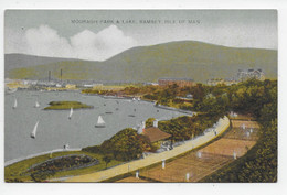 BRITISH EMPIRE EXHIBITION - Manx Kiosk - Mooragh Park & Lake, Ramsey - Isola Di Man (dell'uomo)