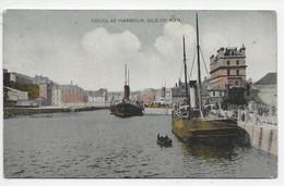 BRITISH EMPIRE EXHIBITION - Manx Kiosk - Douglas Harbour - Isle Of Man