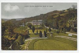 BRITISH EMPIRE EXHIBITION - Manx Kiosk - Laxey Glen Gardens - Isola Di Man (dell'uomo)