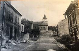 CARTE POSTALE Floing Grand Rue - Altri Comuni