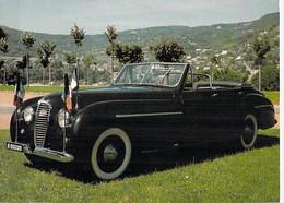 VOITURES AUTOS : DELAHAYE 148 L 1950 Décapotable De Parade - CPSM GF - Cars Coches Automobili Auto's Kraftfahrzeuge - PKW