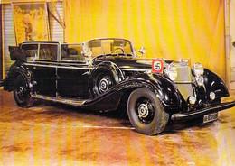 VOITURES AUTOS : MERCEDES Type 770 Construite Pour Adolf Hitler - CPSM GF - Cars Coches Automobili Auto's Kraftfahrzeuge - PKW
