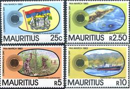 Ref. 226191 * NEW *  - MAURITIUS . 1983. COMMONWEALTH'S DAY. DIA DE LA COMMONWEALTH - Mauritius (1968-...)
