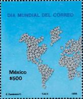 Ref. 174681 * NEW *  - MEXICO . 1988. DAY OF THE POST. DIA DEL CORREO - Messico