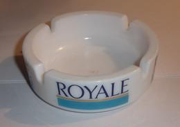 Cendrier Vintage Royale - Bleu - Otros