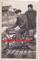PHOTO ANCIENNE  MOTO TERROT  MOTOCYCLETTE - Automobile