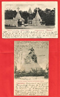CRIMEE SEBASTOPOL Monument KORUILOFF & CIMETIERE FRATERNEL  Circule En 1902 - Ukraine