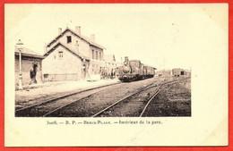 3008. BERCK-PLAGE . Intérieur De La Gare. - Berck