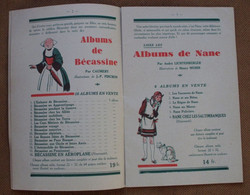 Bécassine / 1932/33 Catalogue Original -semaine Suzette Etc. ... - Bécassine