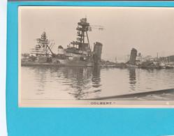 BATEAU GUERRE COLBERT - Warships
