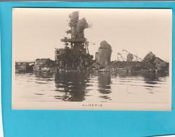 BATEAU GUERRE ALGERIE - Warships