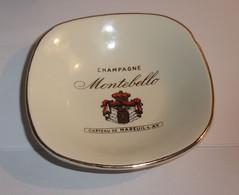 Rendu De Monnaie Champagne Montebello - Château De Mareuil Sur Ay - Otros