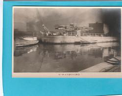 BATEAU GUERRE STRASBOURG - Warships