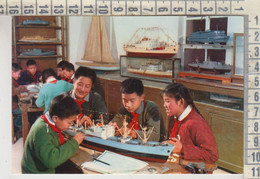 Cina China Making Ship Models Modellismo Giochi Giocattoli - Juegos Y Juguetes