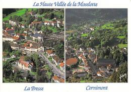 88 - La Haute Vallée De La Moselotte - La Bresse Et Cornimont - Multivues - Ohne Zuordnung